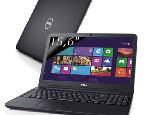 Notebook Dell Ins 3537 Black 52GNP2